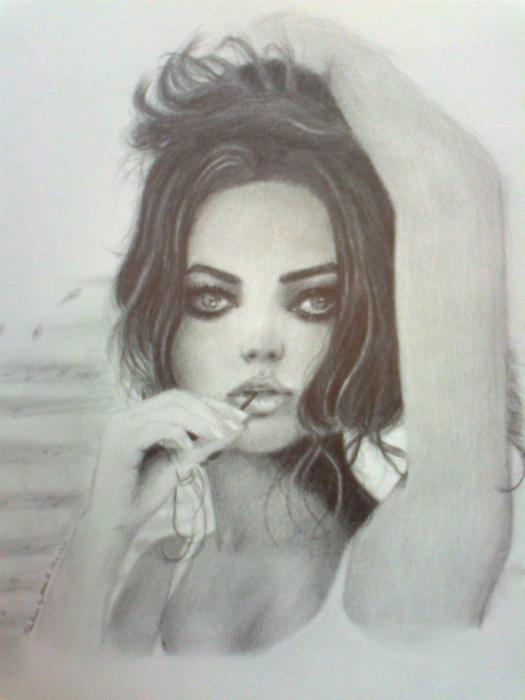 Mila Kunis par monicasunlight